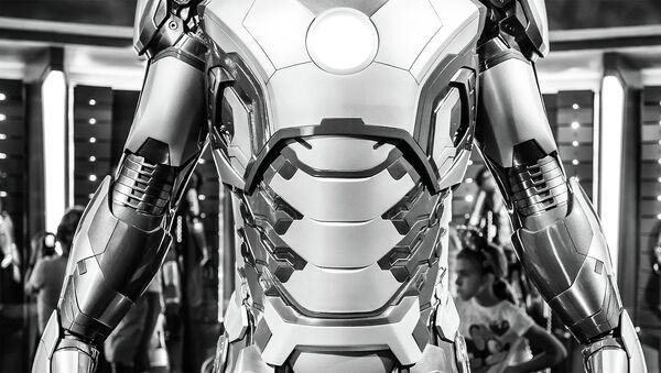 Iron man - Sputnik France