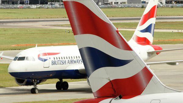 Un avion de British Airways - Sputnik France
