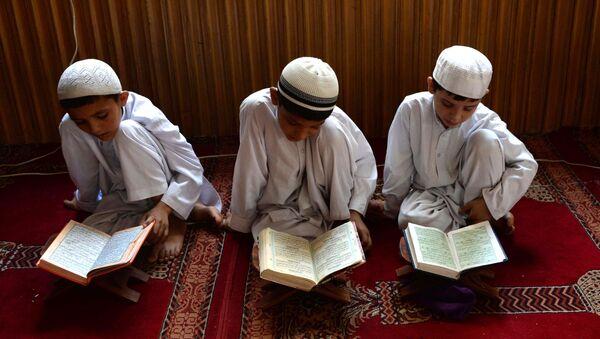 Des écoliers musulmans - Sputnik France