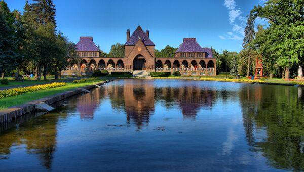 Le cimetière de Debrecen, en Hongrie - Sputnik France