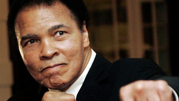 Etats-Unis: Mohamed Ali est décédé à l'âge de 74 ans - Sputnik France