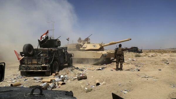 L'armée irakienne entre à Falloujah - Sputnik France