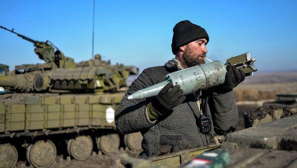 Un soldat ukrainien - Sputnik France