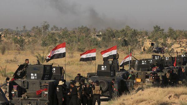 Les forces irakiennes entrent dans Falloujah - Sputnik France