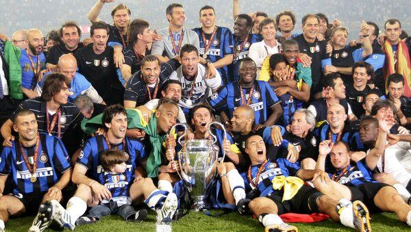 L'Inter Milan remporte la Ligue des Champions 2009-2010 - Sputnik France