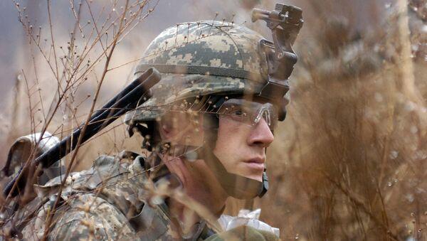 armée américaine, image d'illustration - Sputnik France