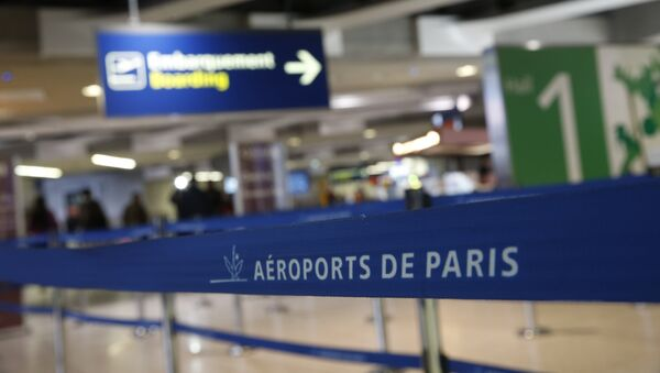 Aéroport Charles-de-Gaulle - Sputnik France