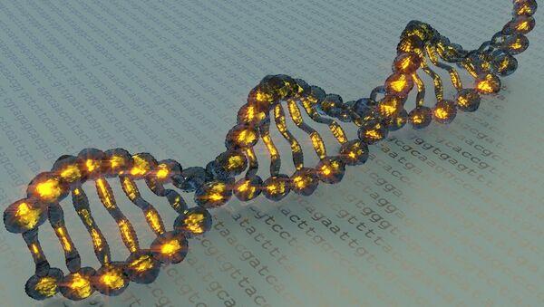 DNA strand - Sputnik France