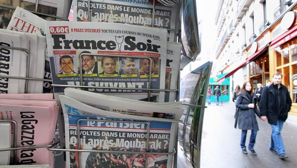 la presse - Sputnik France