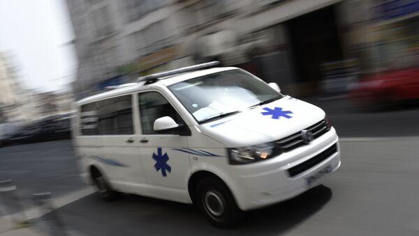 ambulance - Sputnik France