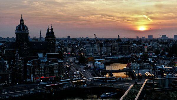 Amsterdam - Sputnik France