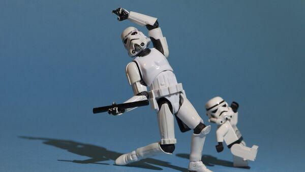 Dancing troopers - Sputnik France