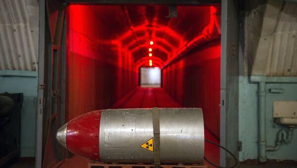 une ogive nucléaire - Sputnik France