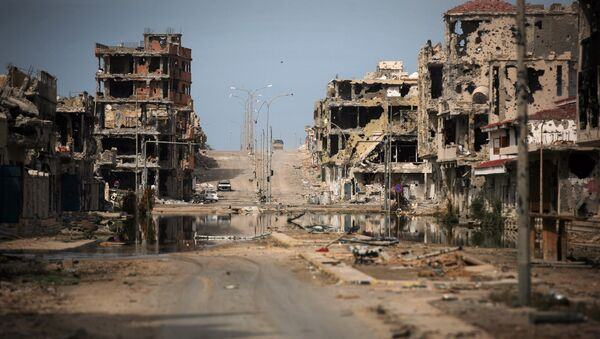 Sirte (image d'archive) - Sputnik France