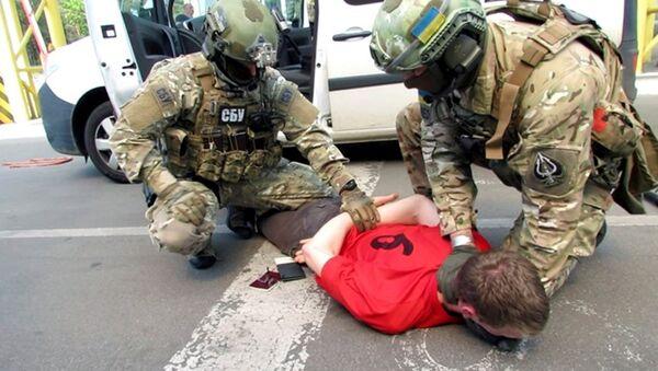 Des «espions du Kremlin» arrêtés en Ukraine - Sputnik France