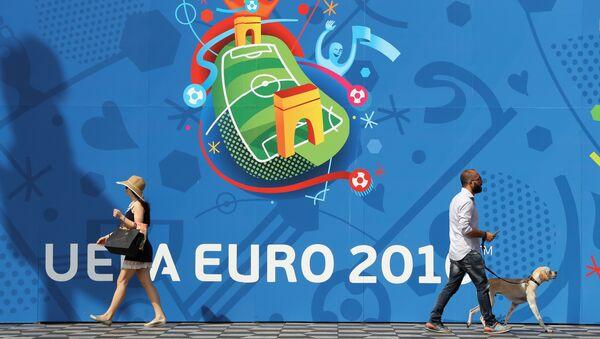 EURO 2016 - Sputnik France