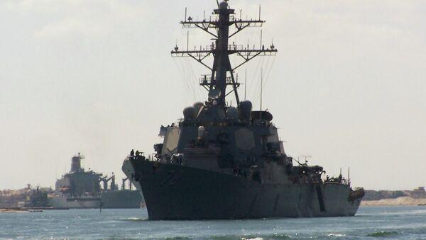 USS Porter - Sputnik France