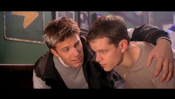 Ben Affleck et Matt Damon - Sputnik France
