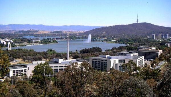 Quartier administratif de Canberra - Sputnik France