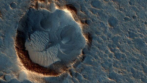 La surface martienne - Sputnik France