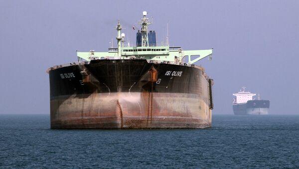 Un pétrolier iranien  - Sputnik France