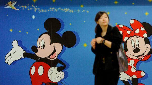 Disney va inaugurer à Shanghai son premier parc de Chine continentale - Sputnik France