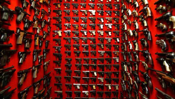 Armes à feu - Sputnik France
