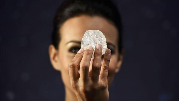 un diamant (image d'illustration) - Sputnik France
