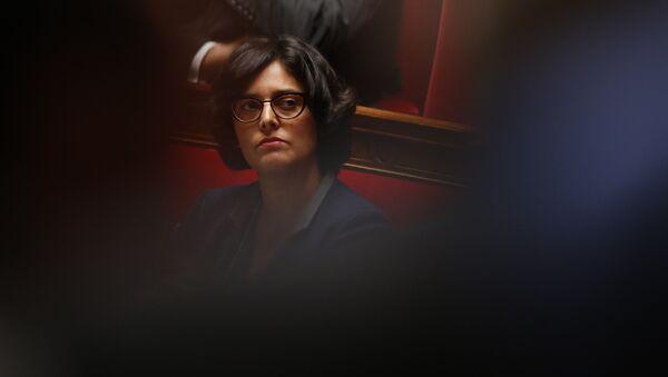 Myriam El-Khomri - Sputnik France