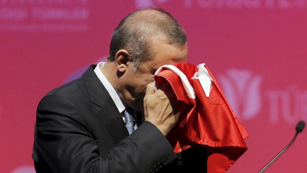 Tayyip Erdogan - Sputnik France