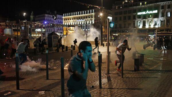 Supporters ont mis le centre de Marseille dans un état épouvantable - Sputnik France