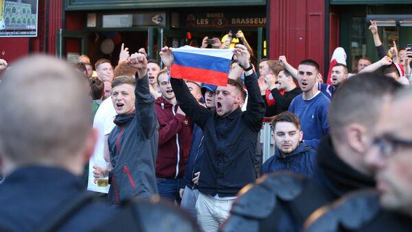Ситуация в Лилле перед матчем Россия - Словакия - Sputnik France