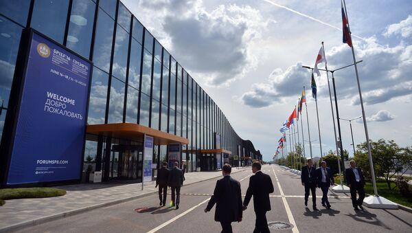 Forum économique international (SPIEF 2016) ouvre ses portes à Saint-Pétersbourg le 16 juin - Sputnik France