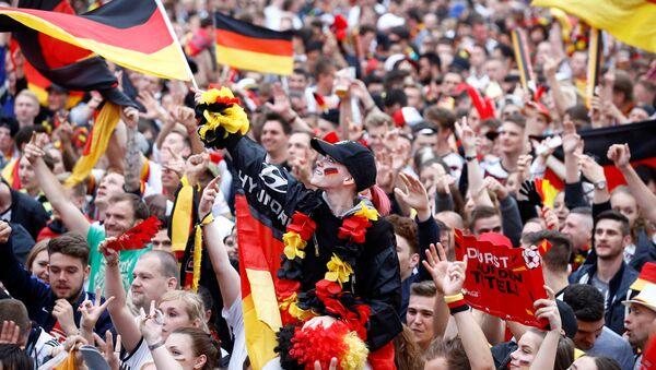 supporters allemands - Sputnik France