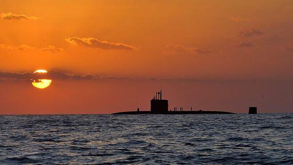 Sous-marin, image d'illustration - Sputnik France