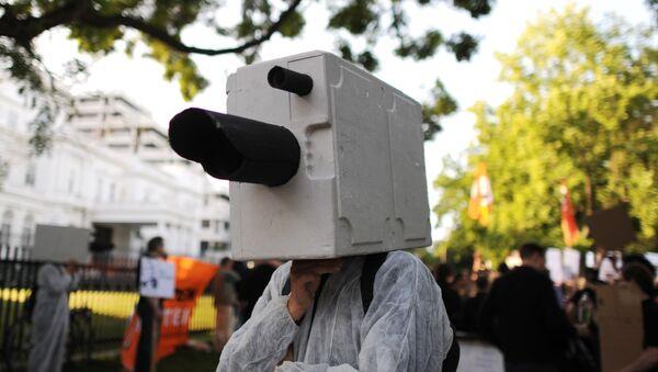 Caméra cachée - Sputnik France