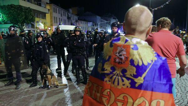 Ночные беспорядки в Марселе - Sputnik France