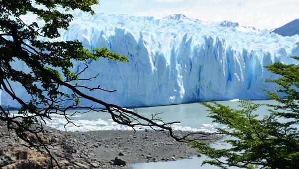 glacier - Sputnik France