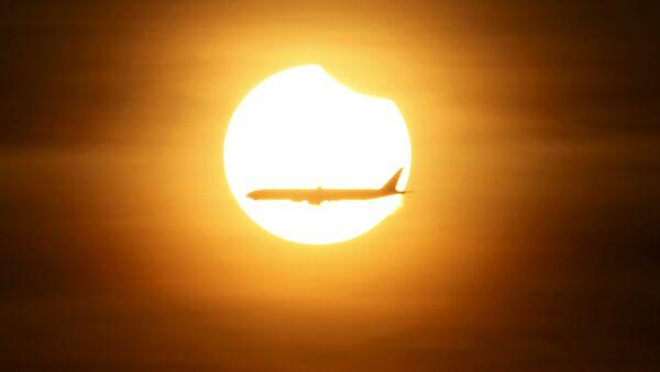 Pourquoi le Soleil a une «chevelure de feu»? La NASA répond - Sputnik France