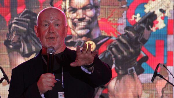 John Higgins intervient devant ses fans, Moscow Comic Convention - Sputnik France