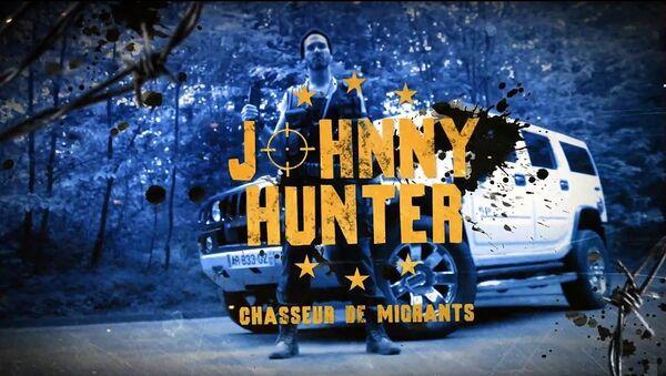 Johnny chasseur de migrants - Sputnik France
