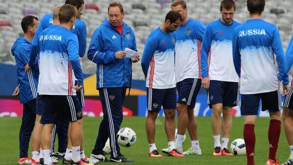 Euro 2016: l'équipe russe s'entraîne à Toulouse avant le match contre le Pays de Galles - Sputnik France