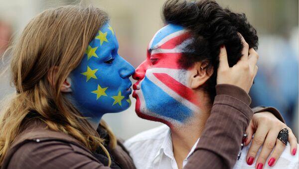 L'Union européenne, grande gagnante en cas de Brexit? - Sputnik France