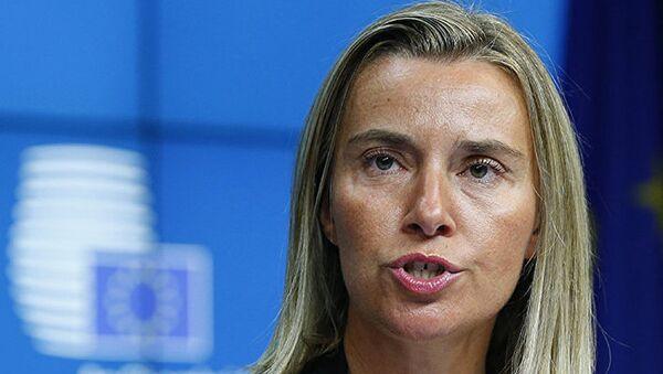 Mogherini : l'UE devrait revoir ses relations avec la Russie - Sputnik France