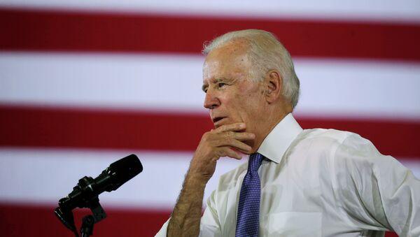 US Vice President Joe Biden - Sputnik France