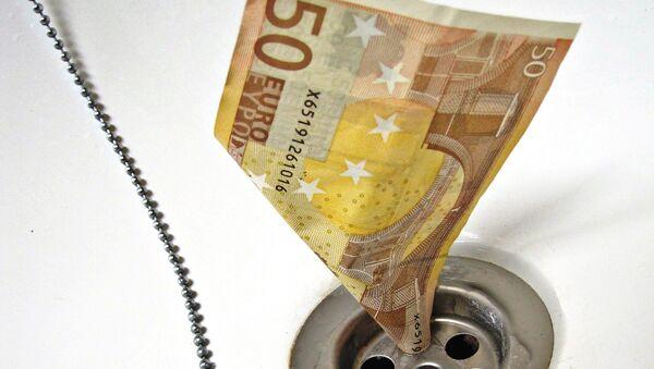 Euro banknote - Sputnik France