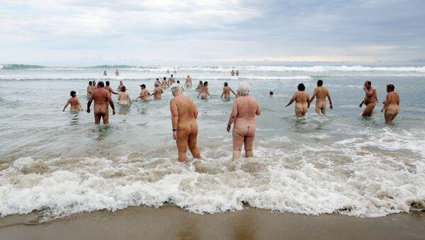Des nudistes - Sputnik France