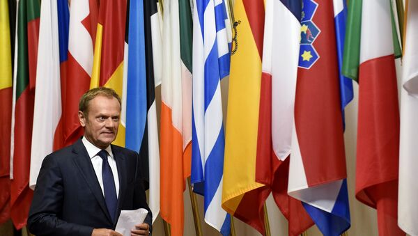 Donald Tusk - Sputnik France