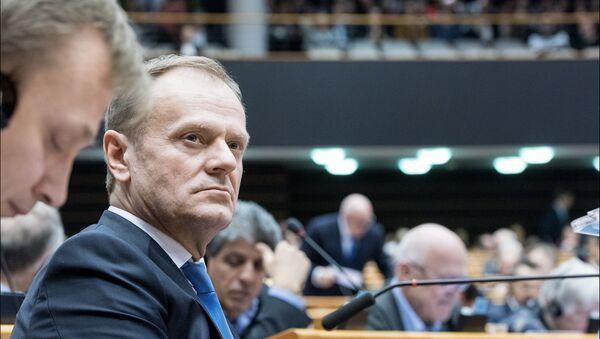 Donald Tusk, président du Conseil européen - Sputnik France