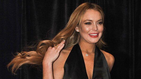 L'actrice américaine Lindsay Lohan - Sputnik France